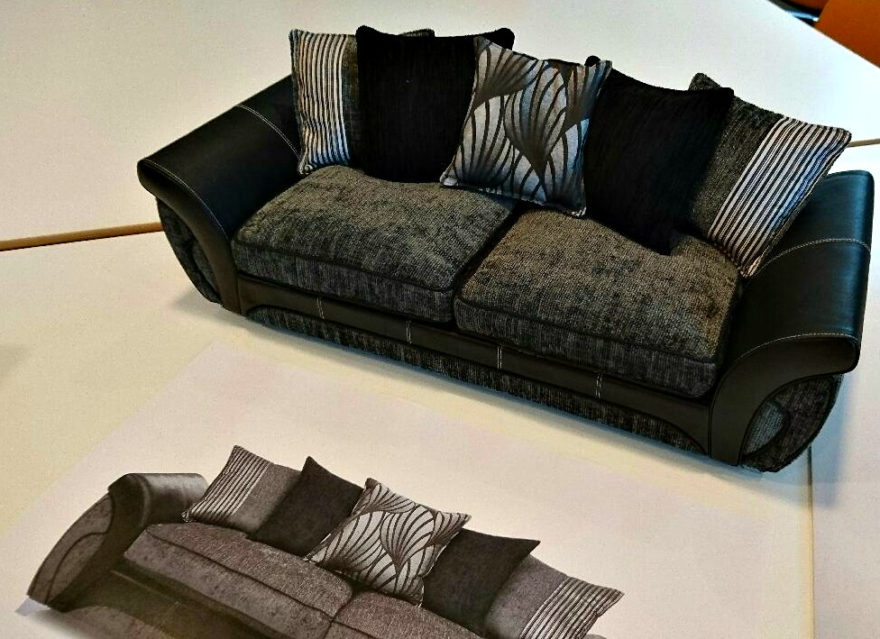 DFS sofa for Christmas