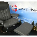 Luxury Leather Recliners from Stressless