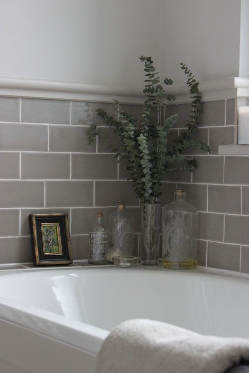 What bathroom tile trends will you see in 2015 tidylife for New bathroom tile trends