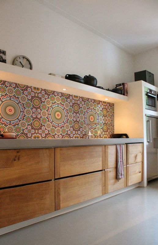 Most Imaginative Ways To Use Tiles In The Home Tidy Away Today