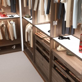 Why you Should Consider a Walk in Wardrobe