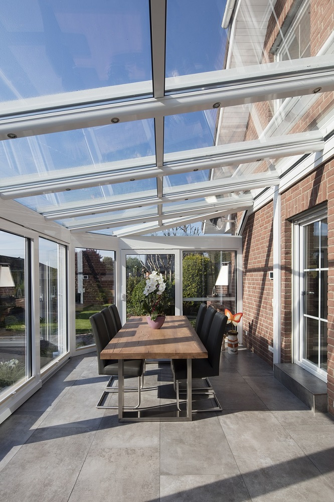 Conservatory Lighting Solution Ideas How To Keep Your
