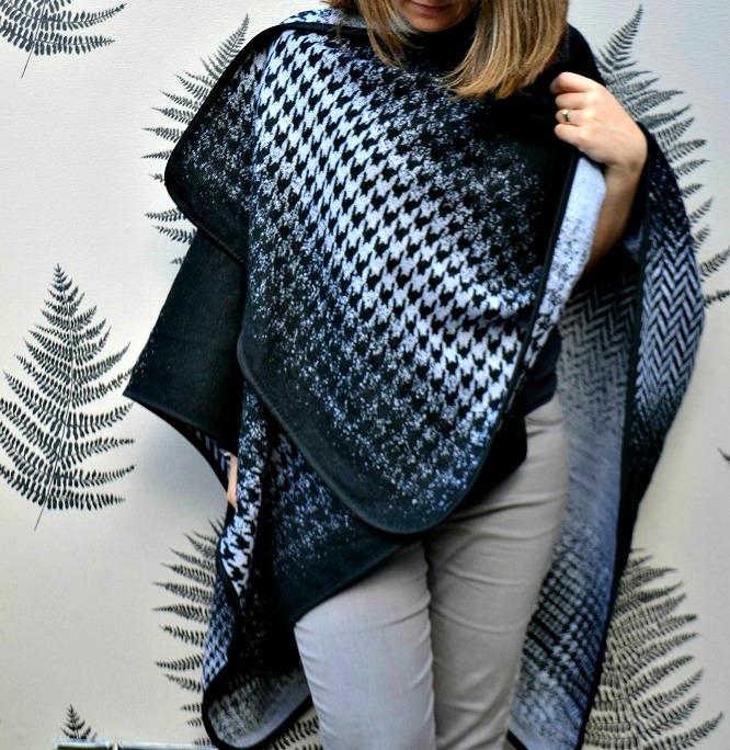 blanket wrap cape
