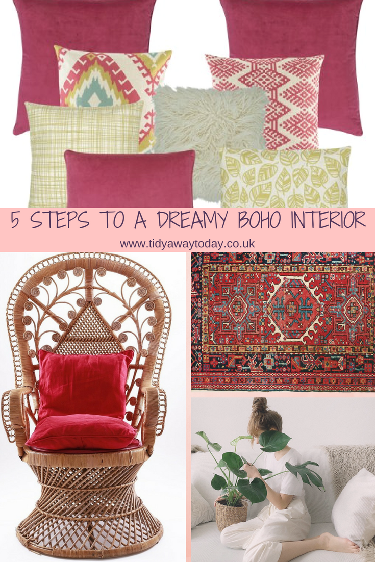 Boho Interiors on Pinterest