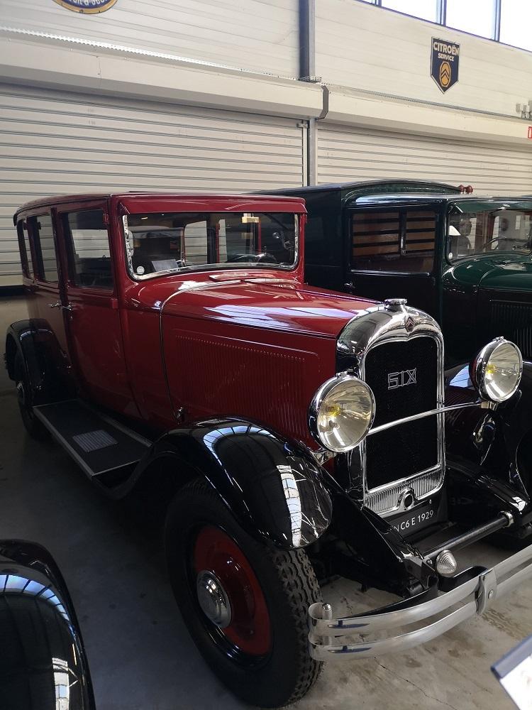 1920s car Citroen