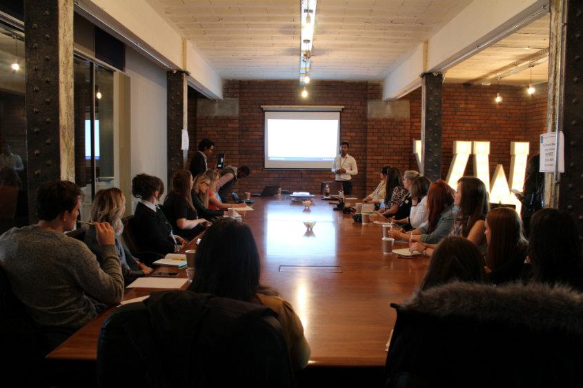 Hiscox and Startup Academy