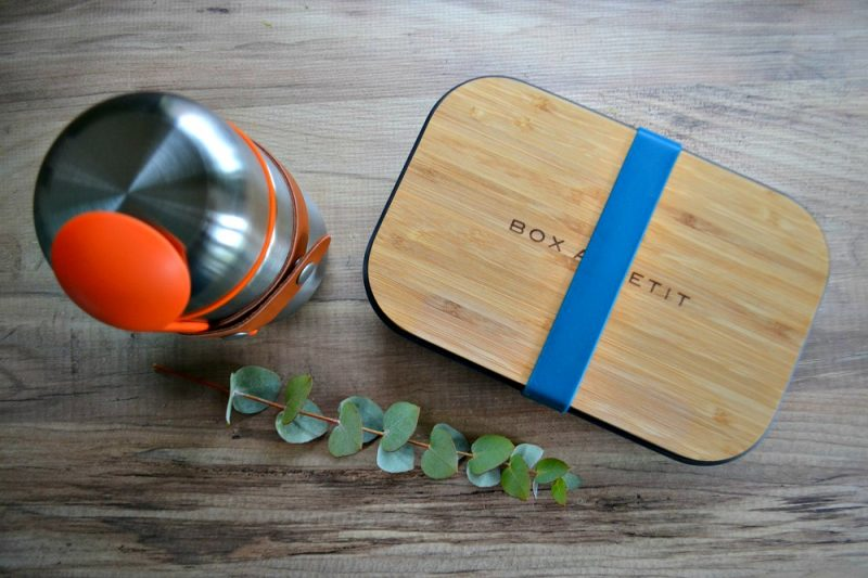 Sustainable lunch box