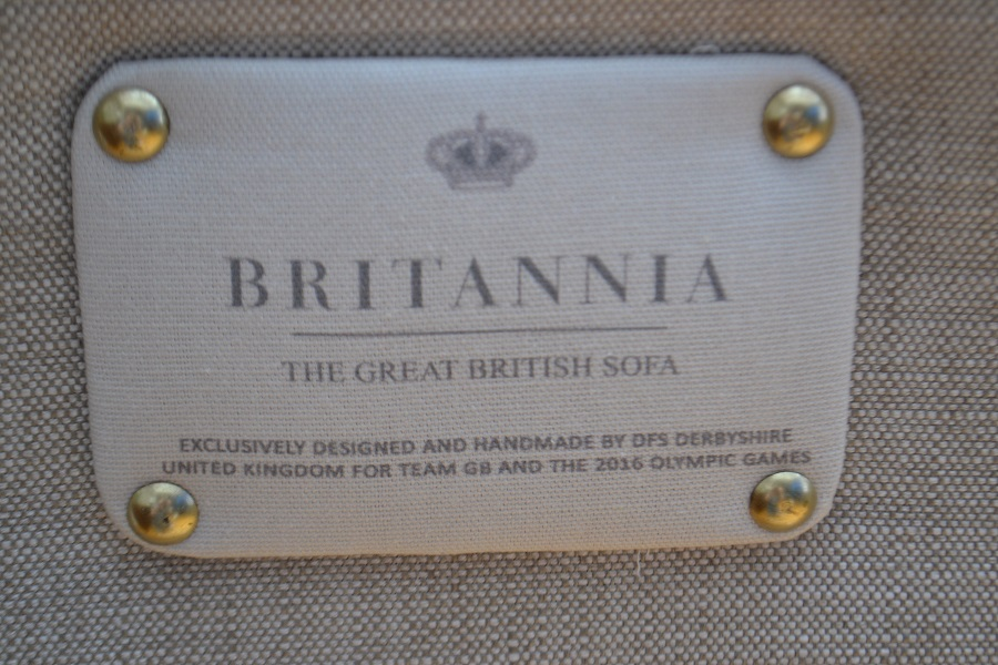 Britannia DFS Team GB Partners