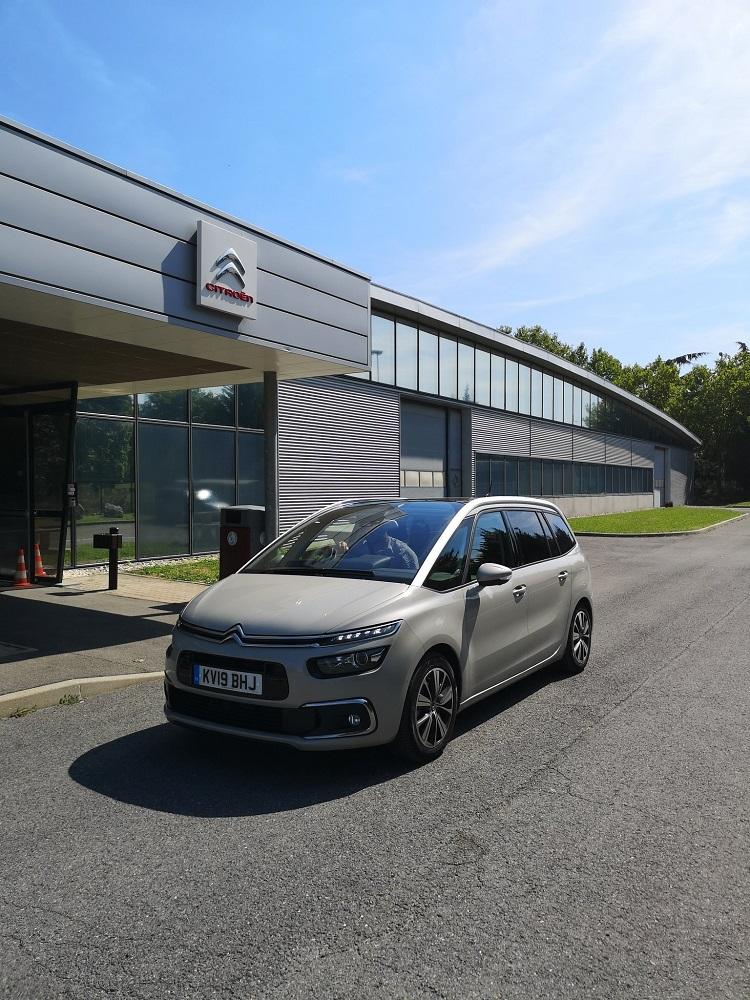 Conservatoire Citroën à Aulnay-sous-Bois