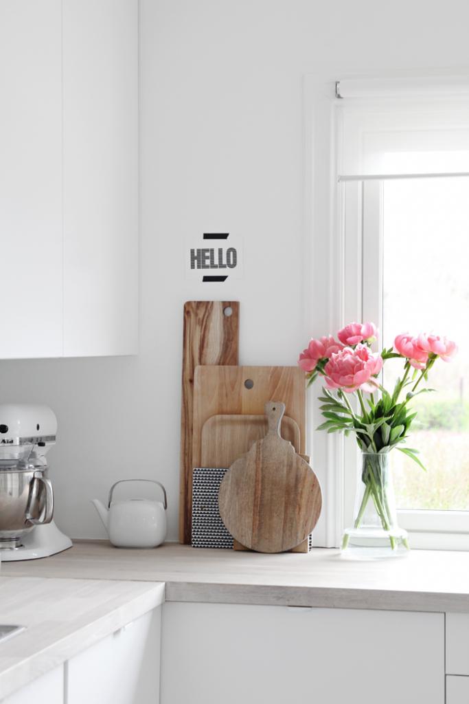 Clean kitchen Nina Holst
