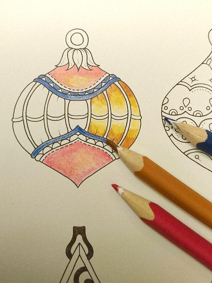 Quality colouring pencils