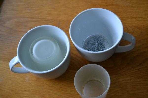 Make glitter tealight holders