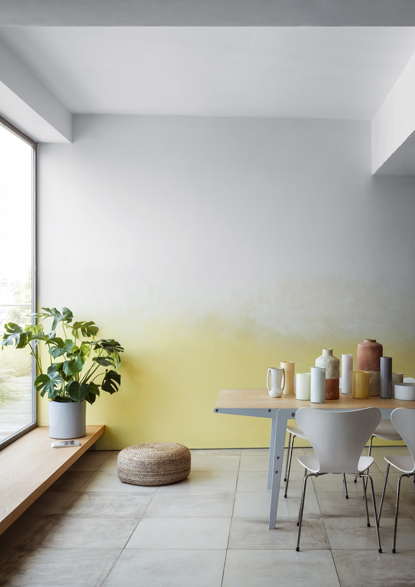 Spring Summer Paint Colours
