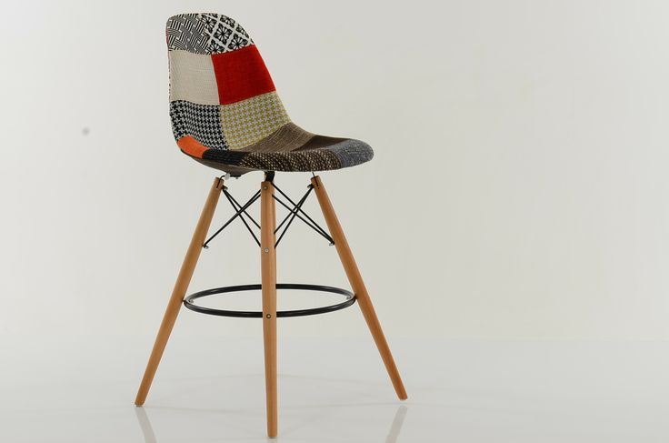 Eames bar stool2