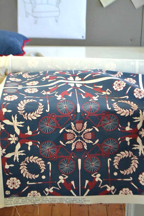 Team GB Cushion