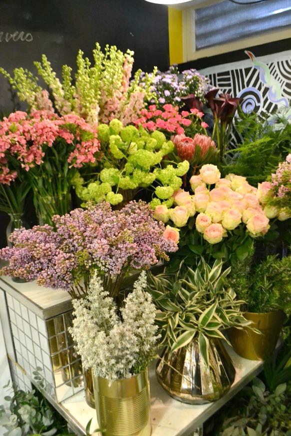 Flower arranging Manchester