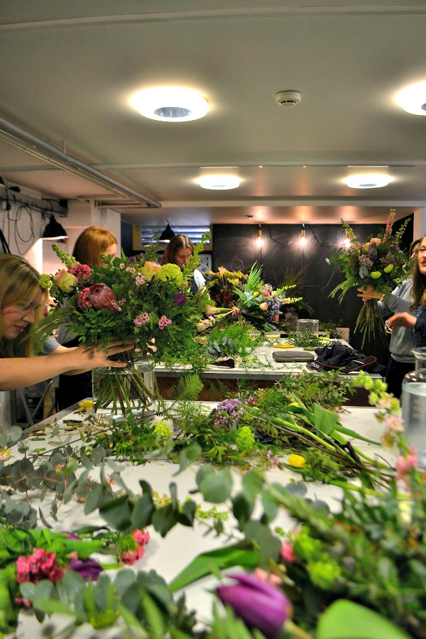 Frog Flowers Workshop