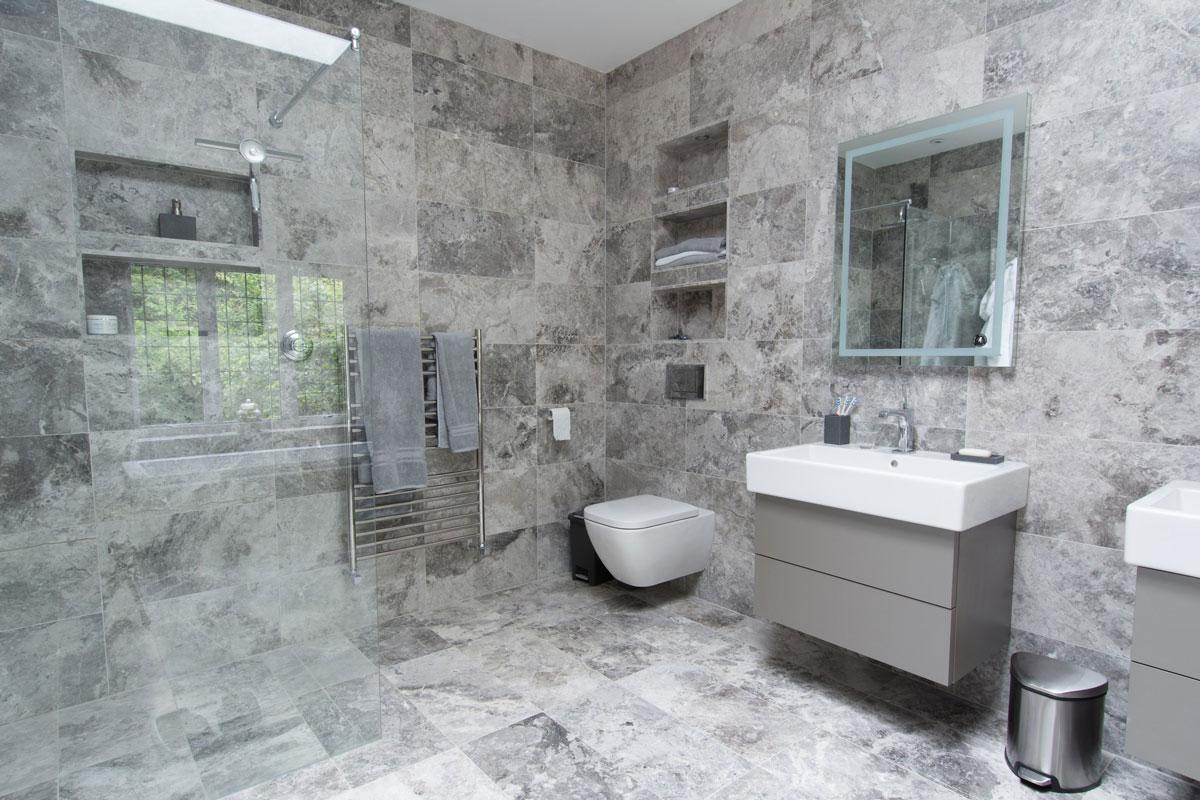 Travertine Tiles UK