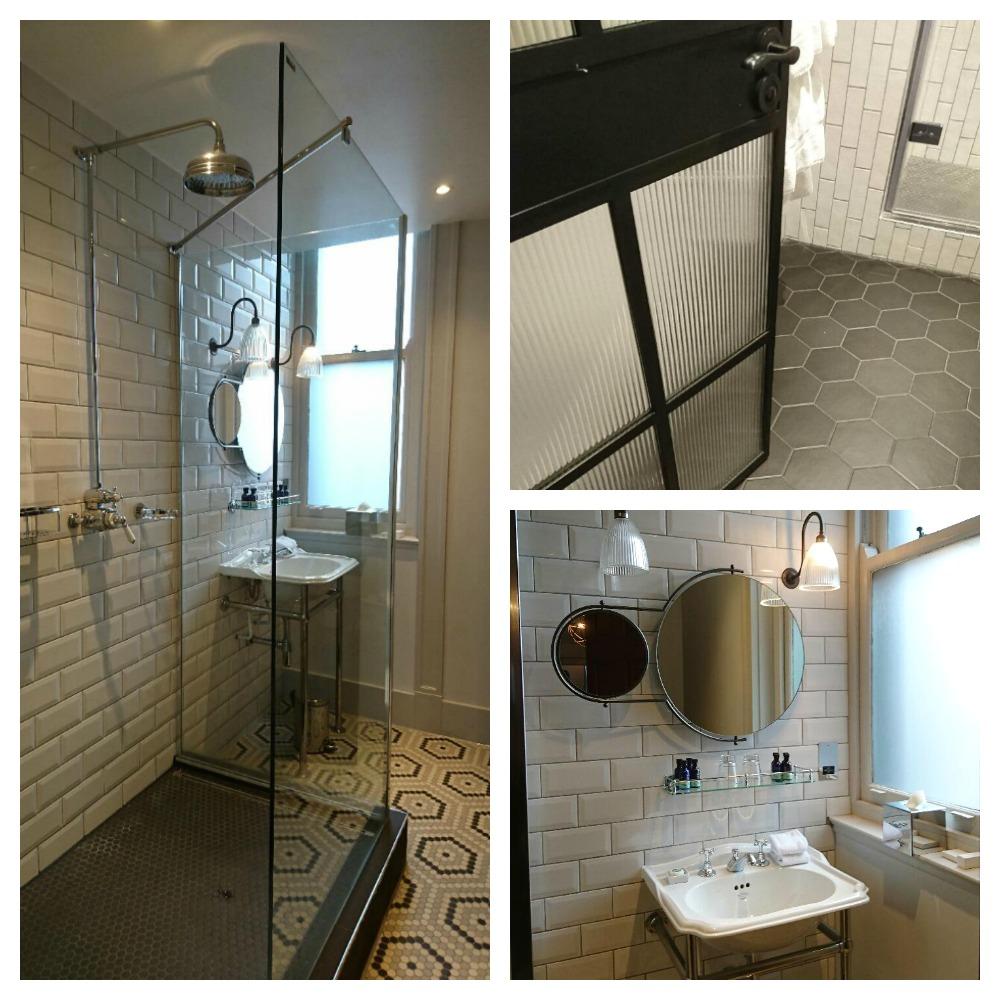 Vintage Hotel Bathrooms