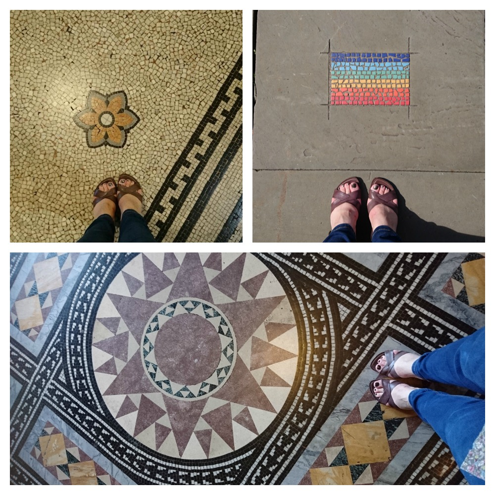 Manchester Town Hall Floors
