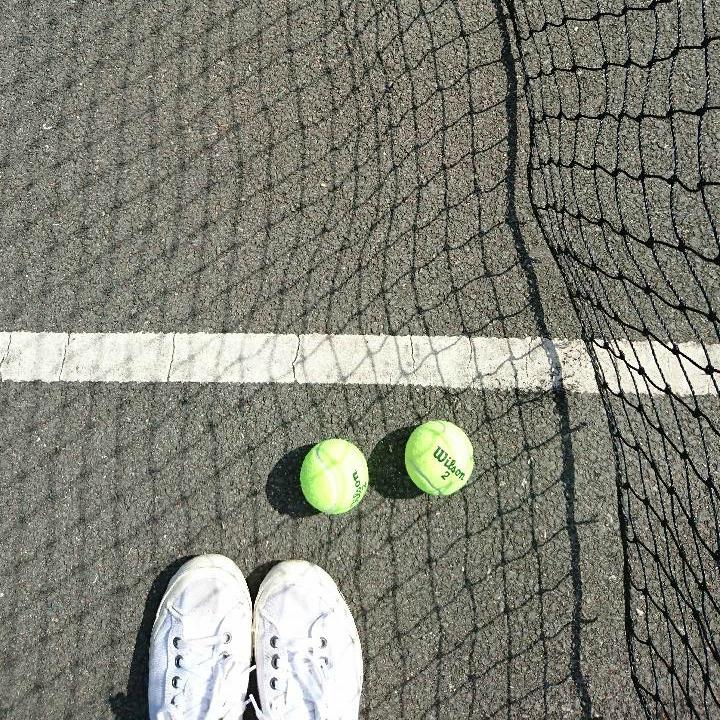 Insta tennis