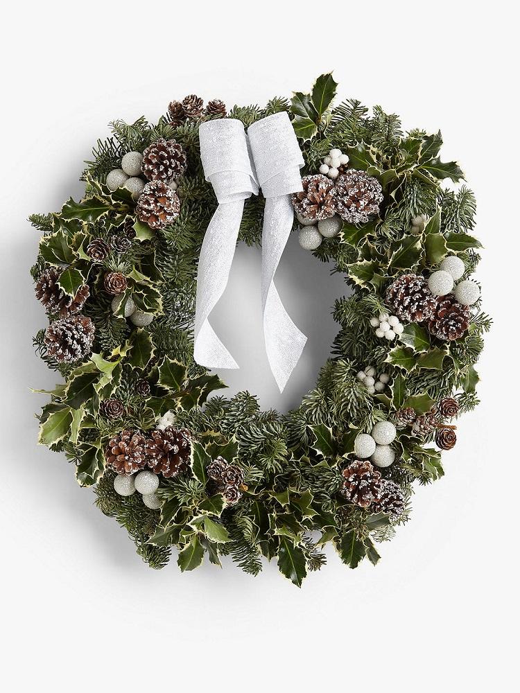 John Lewis wreath