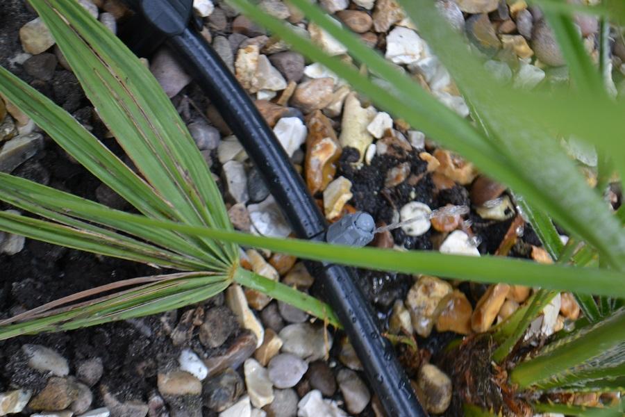 Karcher irrigation