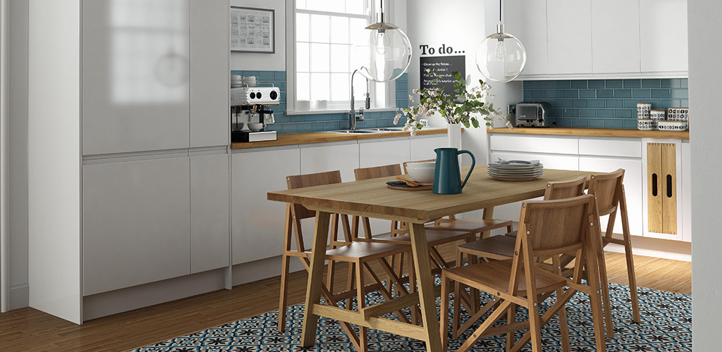Wren Living Kitchen