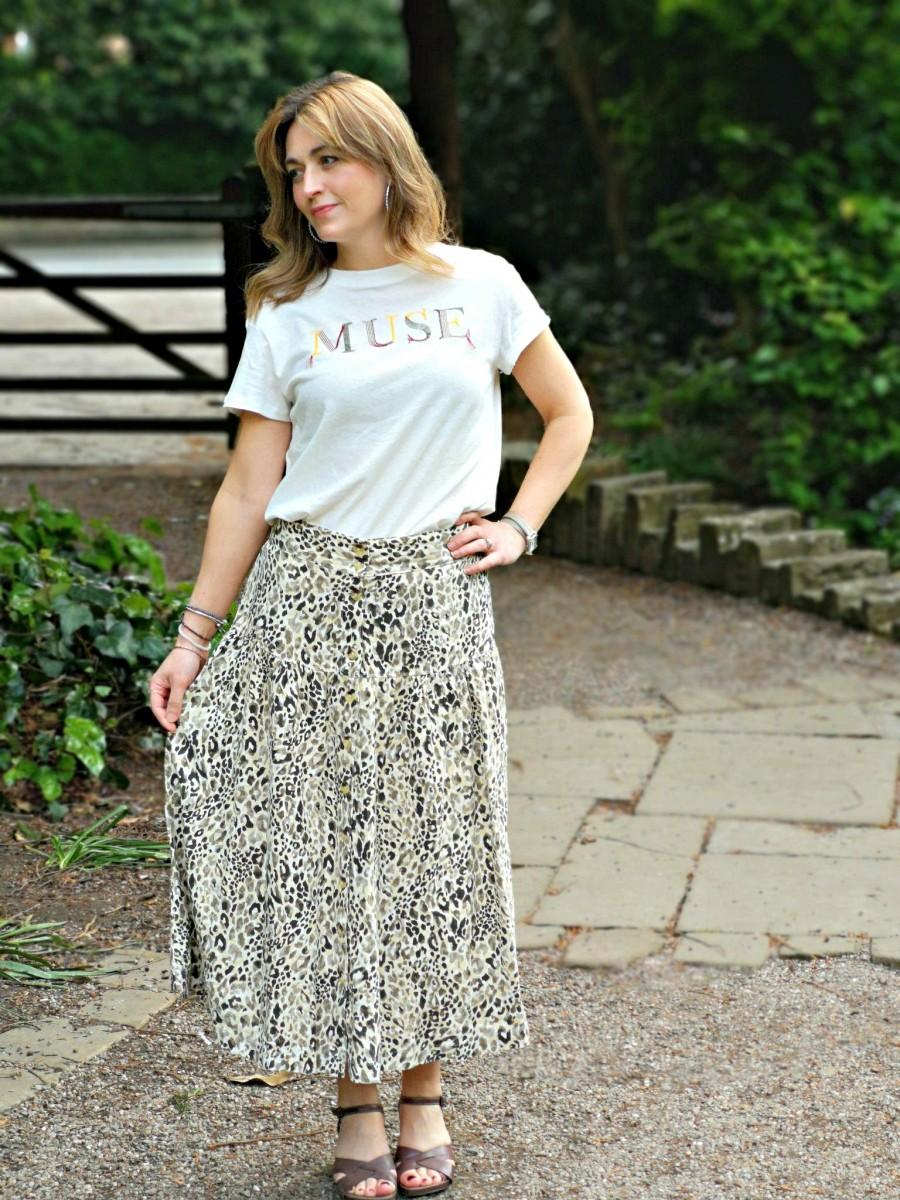 M& S linen