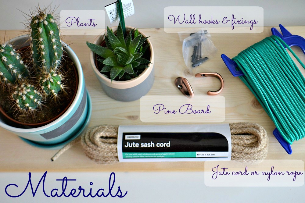 DIY Shelf Materials Homebase