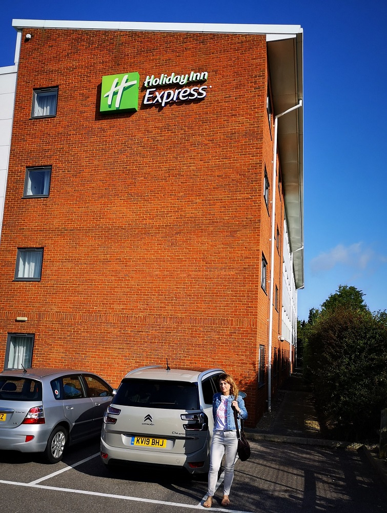 Holiday Inn Express Folkestone