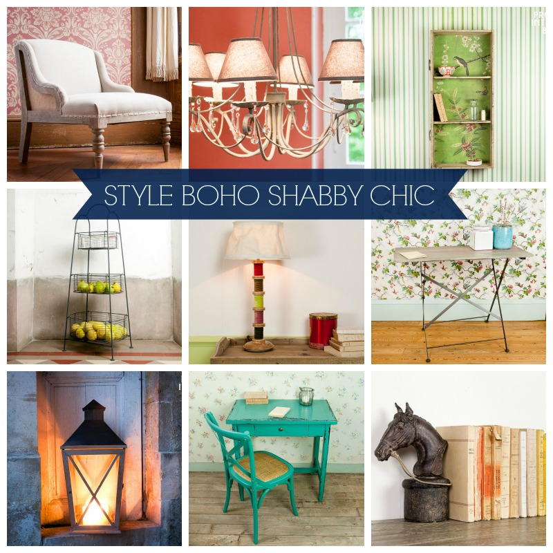PIB Style Boho Shabby Chic