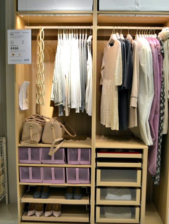 Joy of Storage at the Ikea Ideas Festival - #tidylife