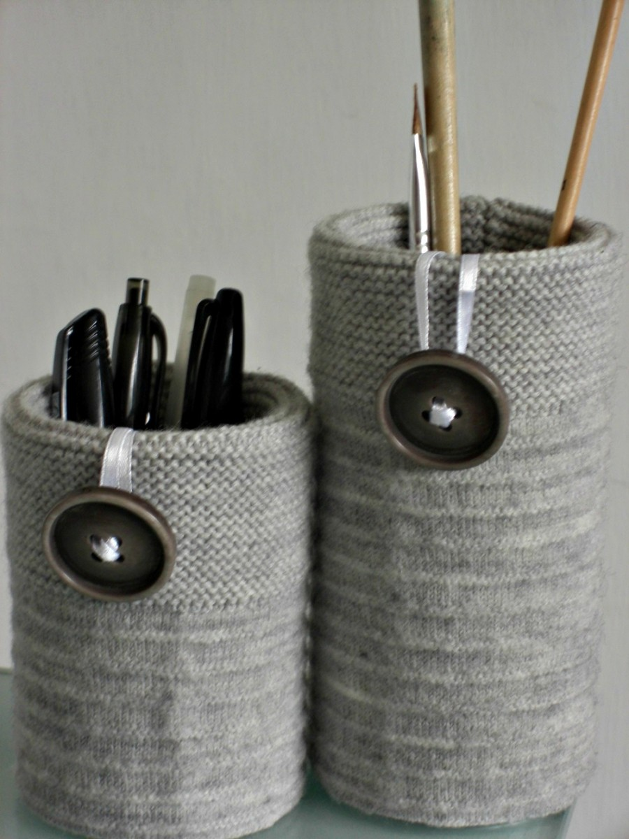 crafty pen pots