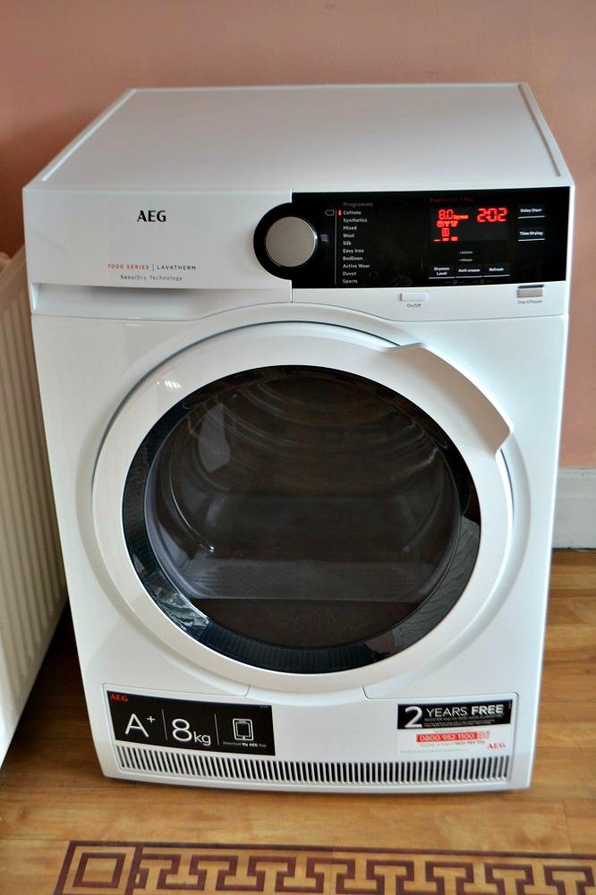 AEG Heat Pump Tumble Dryer