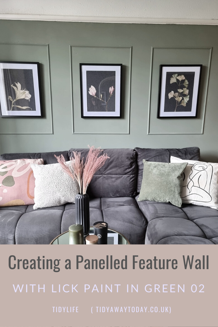 How to panel a wall easy diy