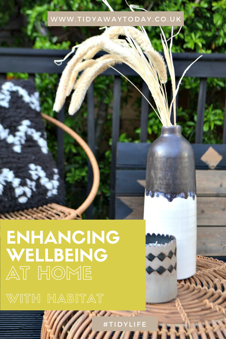 Home interior and wellbeing