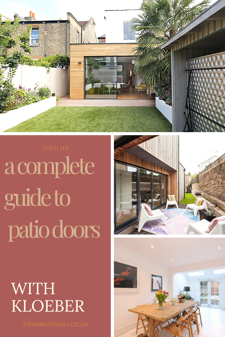 A guide to patio doors