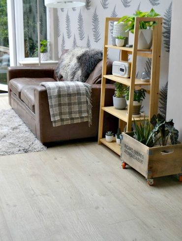 Quick-Step Laminate Floor One Year Later