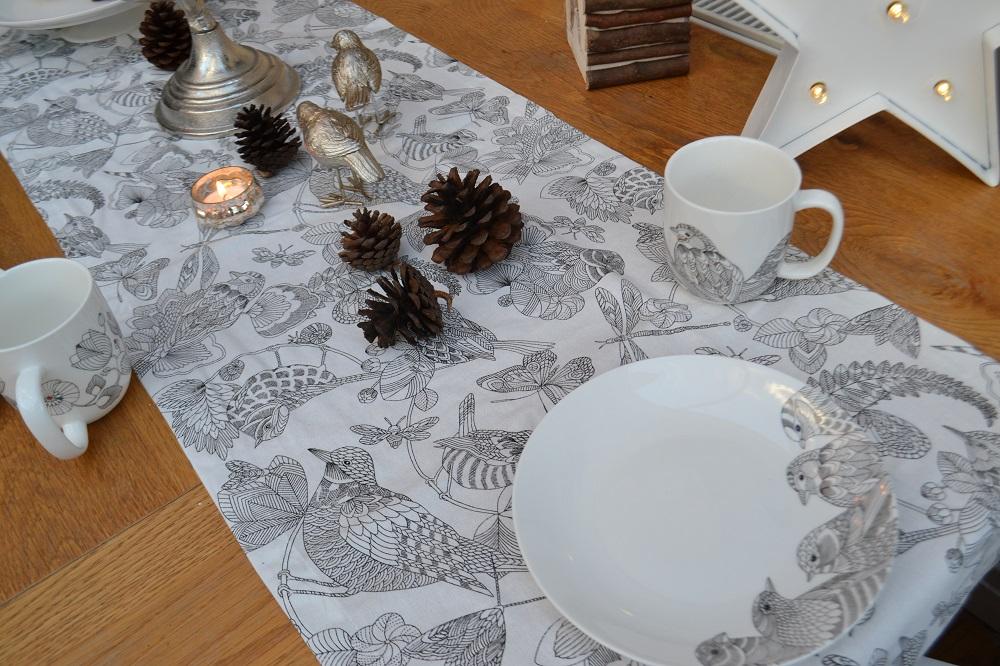 Millie Marotta tableware