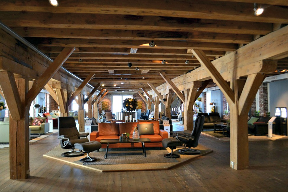 Stressless showroom Norway