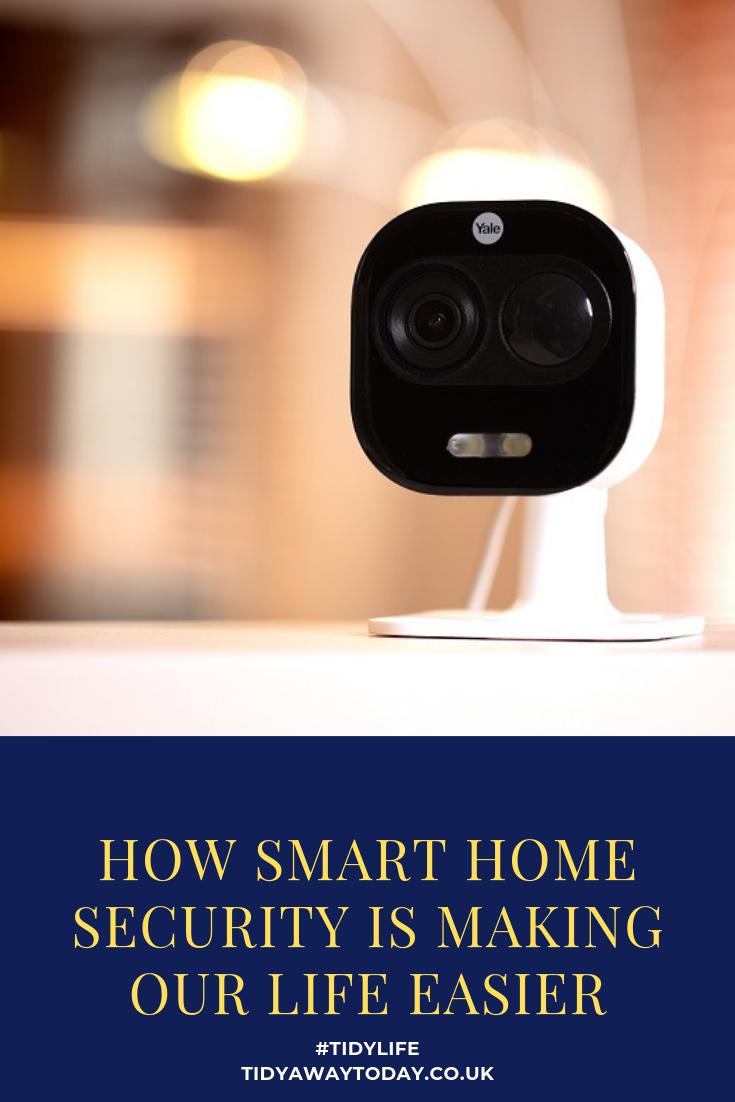 smart home security essentials