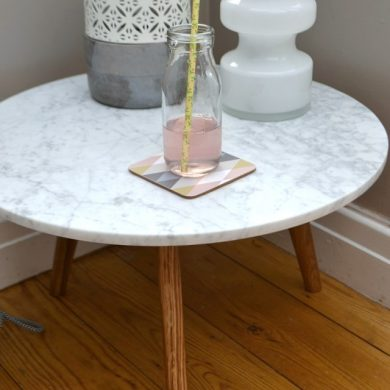 PIB Home Marble Table