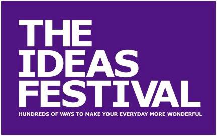 The Ideas Festival Purple