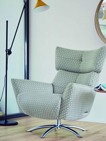 Retro Armchair The Lounge Co