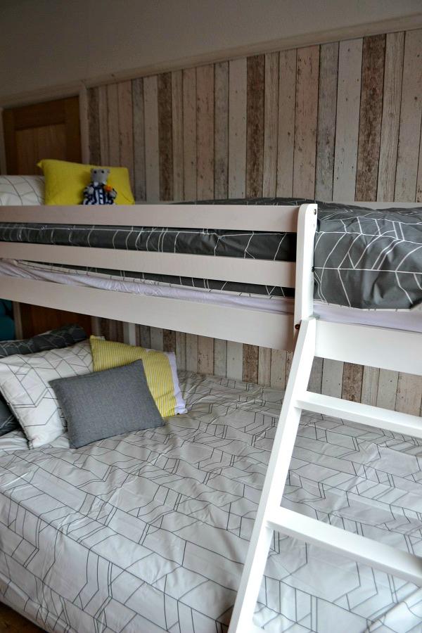John Lewis grey bedding
