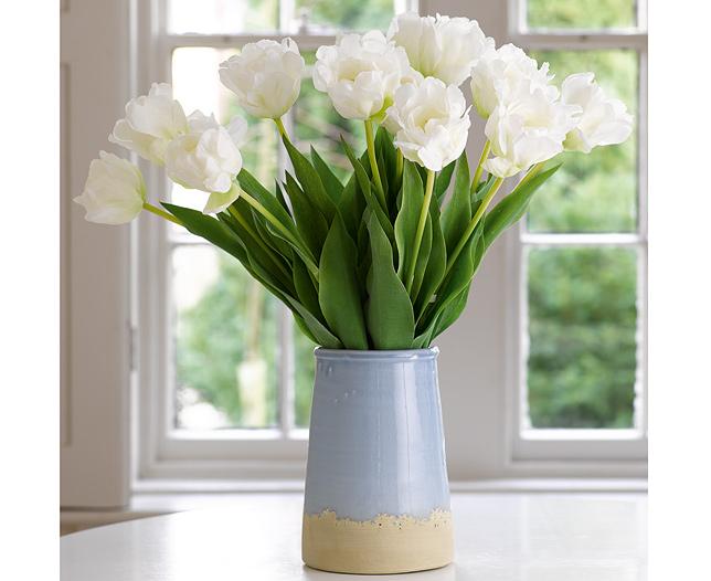 Faux tulip stems