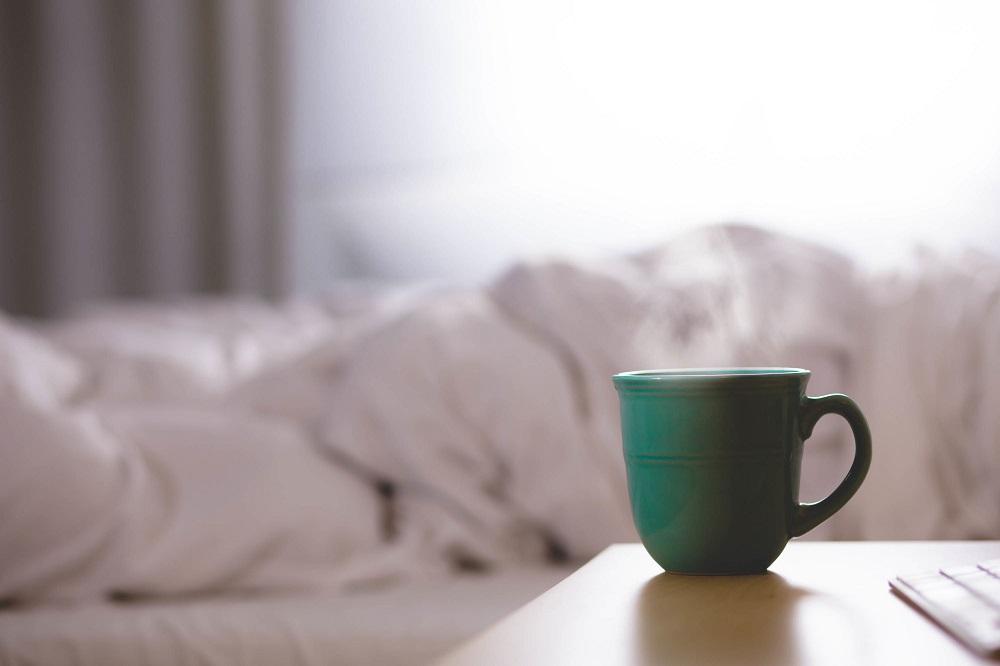 Unsplash for national bed month