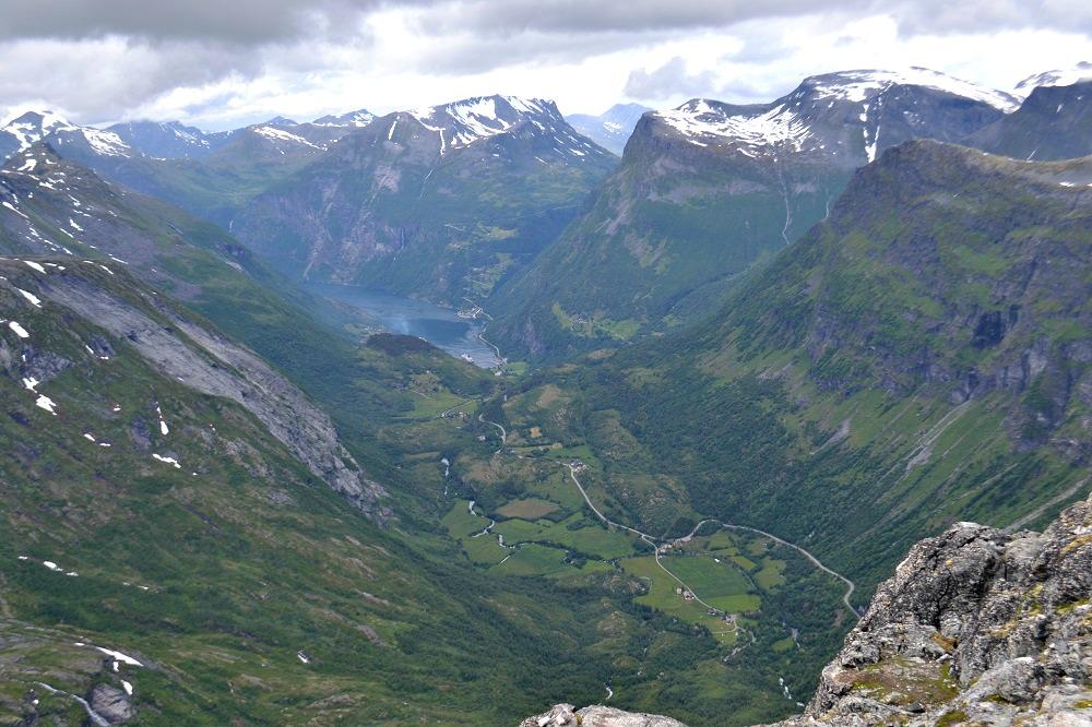 Geiranger View