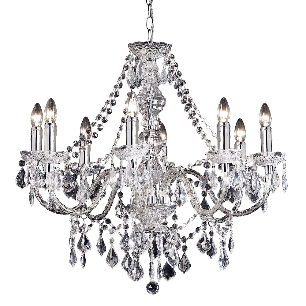 chandelier statement light